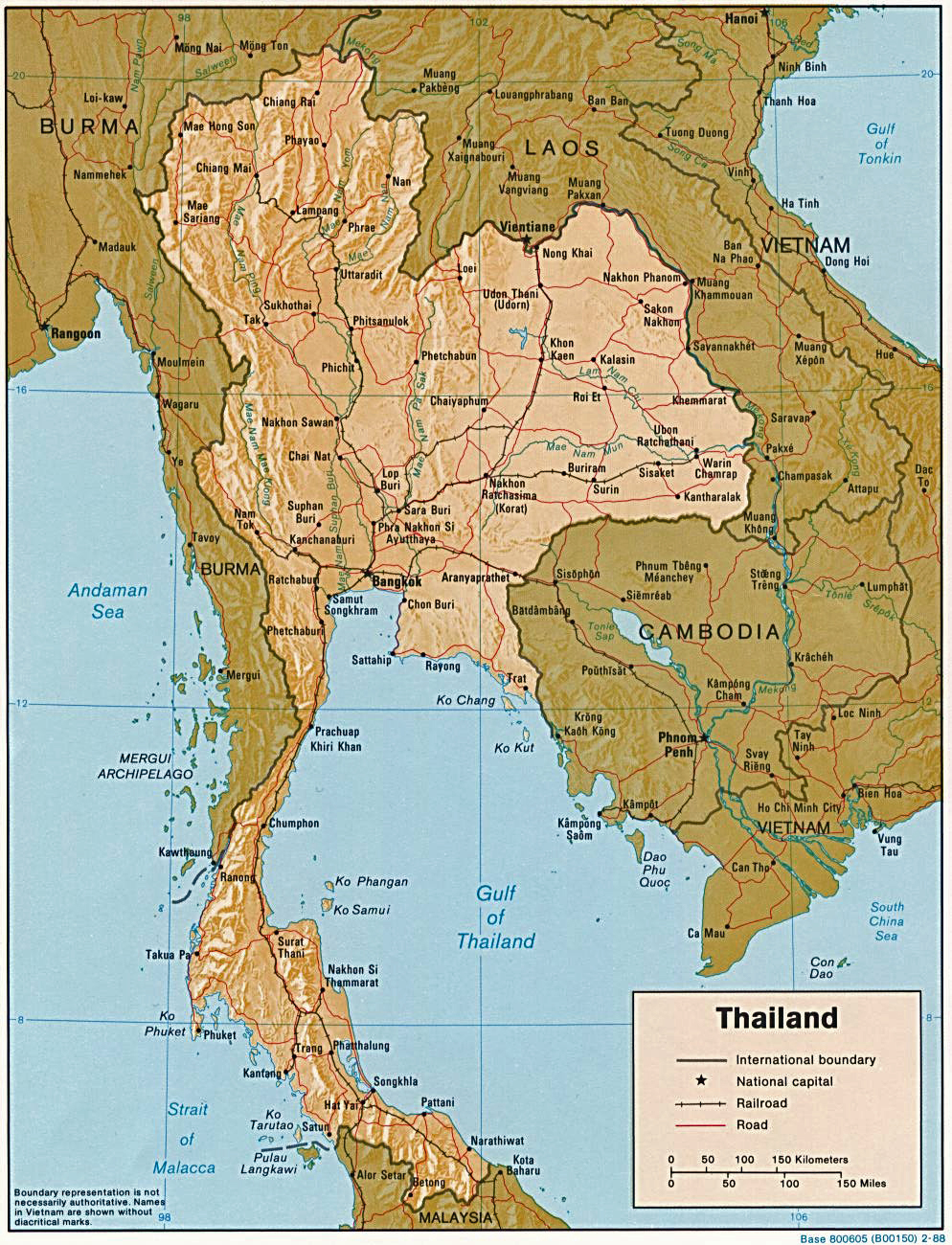 the origin and history of thailand The origin the history of fruit and vegetable carving is an unclear subject some claim that this form of art originated in 1300s thailand.